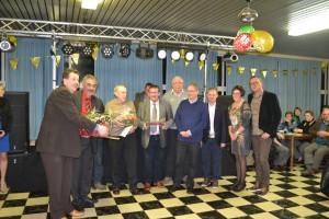 50-jarig bestaan Wielerclub Heide Sportief Linter
