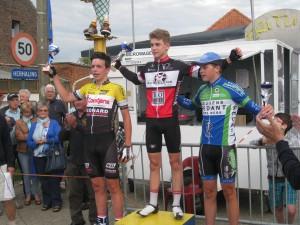 Sfeerfoto's Wielerwedstrijd Nieuwelingen 29 juli 2015